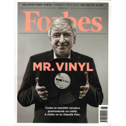 Časopis Forbes - červen 2013