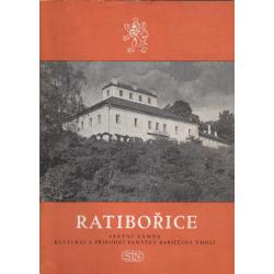 Ratibořice - státní zámek - kult. a přírodní památky Babiččina údolí