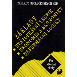 Základy společenských věd státoprávní teorie (ECHLER, RYSKA, SVOBODA)