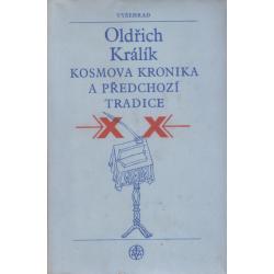 Kosmova kronika a předchozí tradice (KRÁLÍK, Oldřich)