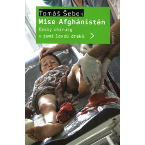 Mise Afghánistán (ŠEBEK, Tomáš)