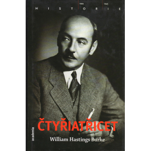 Čtyřiatřicet (BURKE, William Hastings)