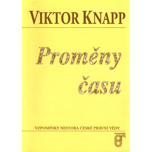Proměny času (KNAPP, Viktor)